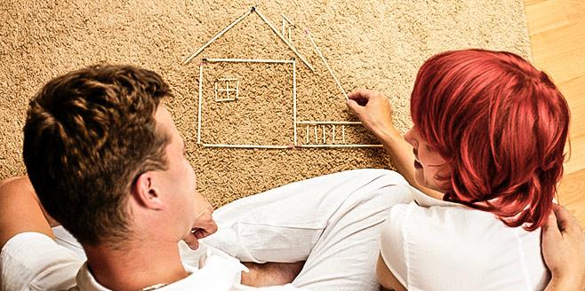 Haus und Wohnung