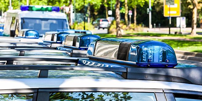 Strafrecht und Polizei